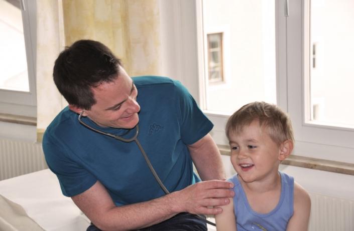 Dr Florian Schlemmer Kinderarzt Hallein